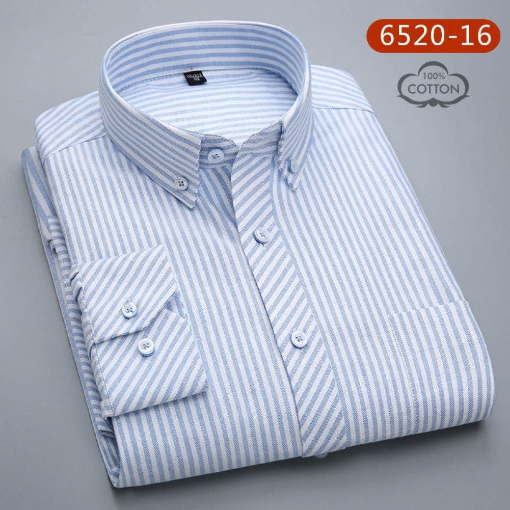 CSDM Camisa de Hombre 100% algodón Camisa Oxford para Hombres ...