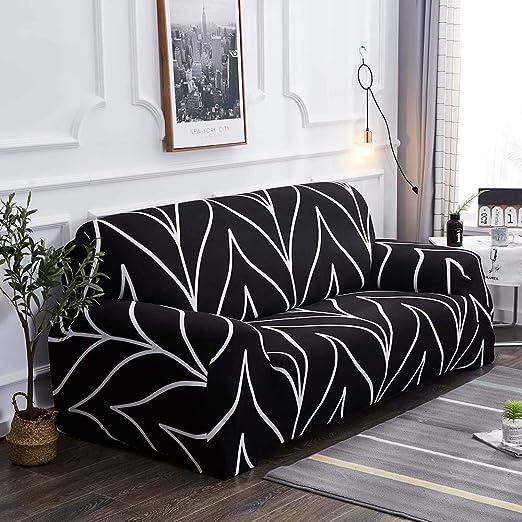 Fundas Sofas 3 Plazas,Funda de sofá elástica para sala de ...