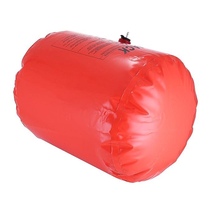 Amazon.com: Bestauto - Toma de aire de escape inflable de 3 ...