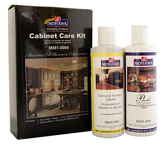 Delicieux Amazon.com: Mohawk Finishing Products   Cabinet Care Kit (1 Kit): Home U0026  Kitchen
