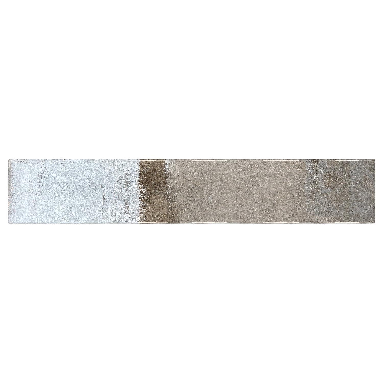 KESS InHouse CarolLynn Tice Calm and Neutral Table Runner 16 x 180