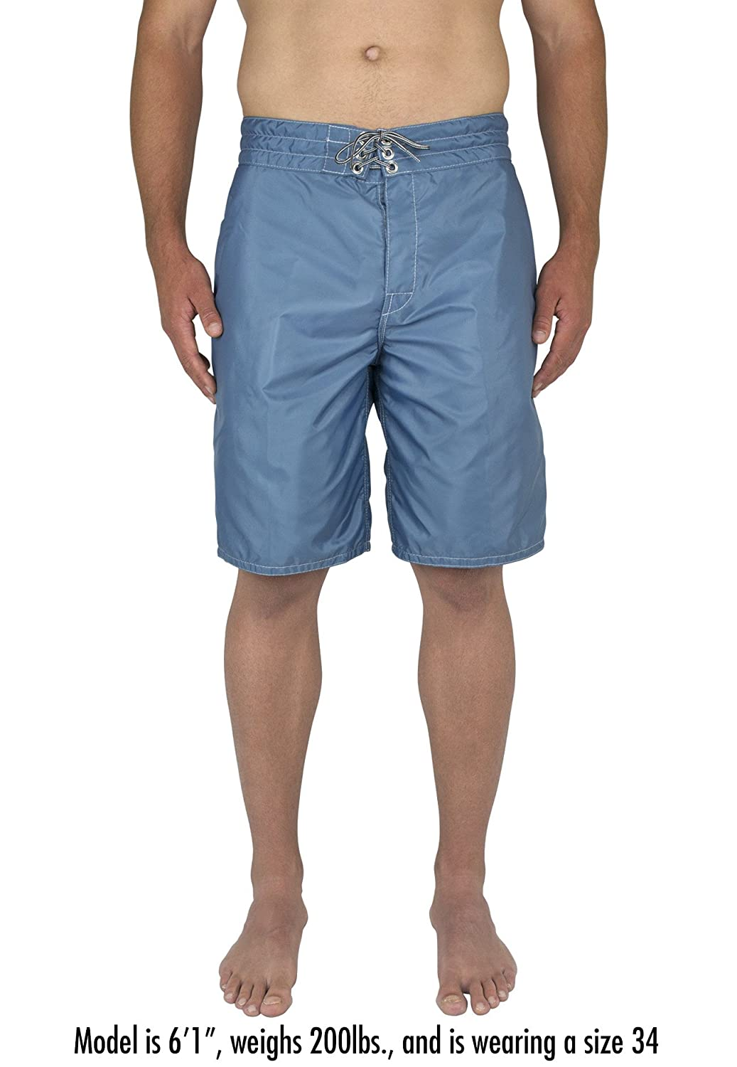 17aef25cf7 Birdwell Men's Board Shorts - Long Length | Amazon.com
