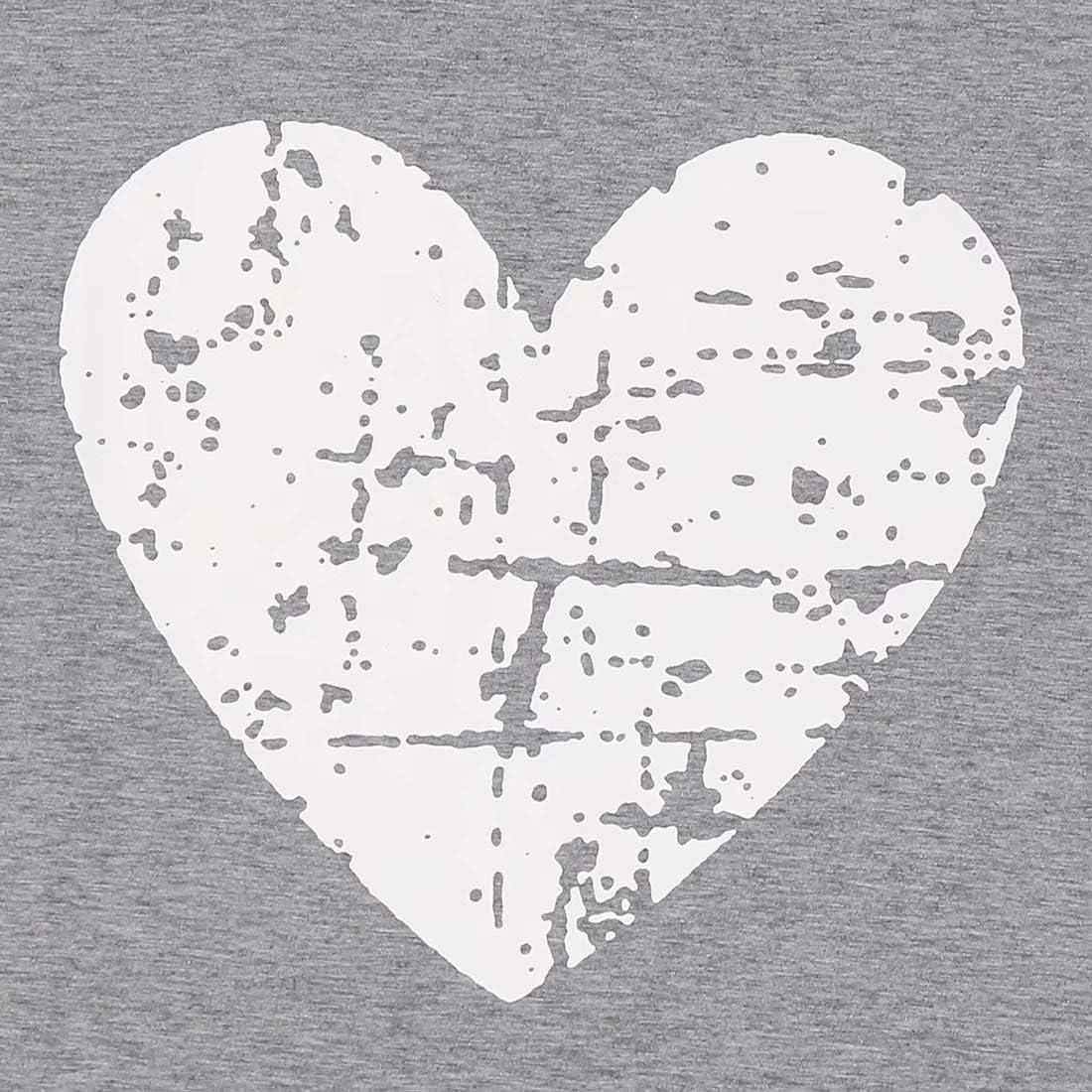 SUPEYA Womens Valentines Day Shirt XOXO Buffalo Plaid Love Short Sleeve Tees Tops