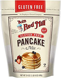 product image for Bob's Red Mill Gluten Free Pancake Mix 1.5 Pound (Pack of 2)