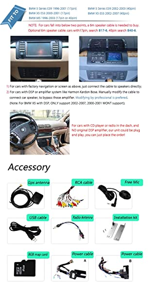 YINUO 1DIN Andriod 4 4 4 Head unit Car dvd player for BMW 5