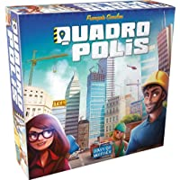 Days of Wonder Quadropolis Board Game