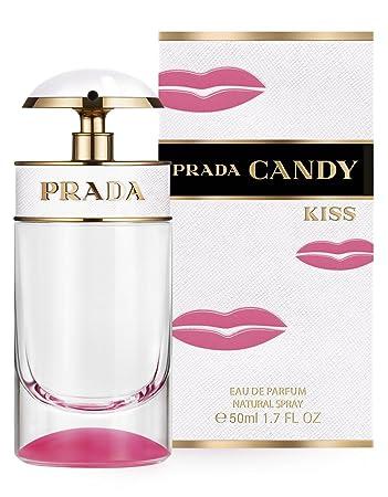 a27db8c528 Amazon.com : Prada Candy Kiss Eau de Parfum, 1.7 Ounce : Beauty