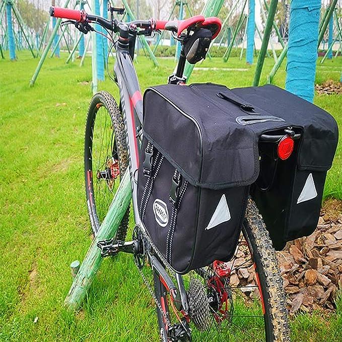 FDSEQ Bolsa de Camello de Bicicleta de Viaje Multifuncional Todo ...