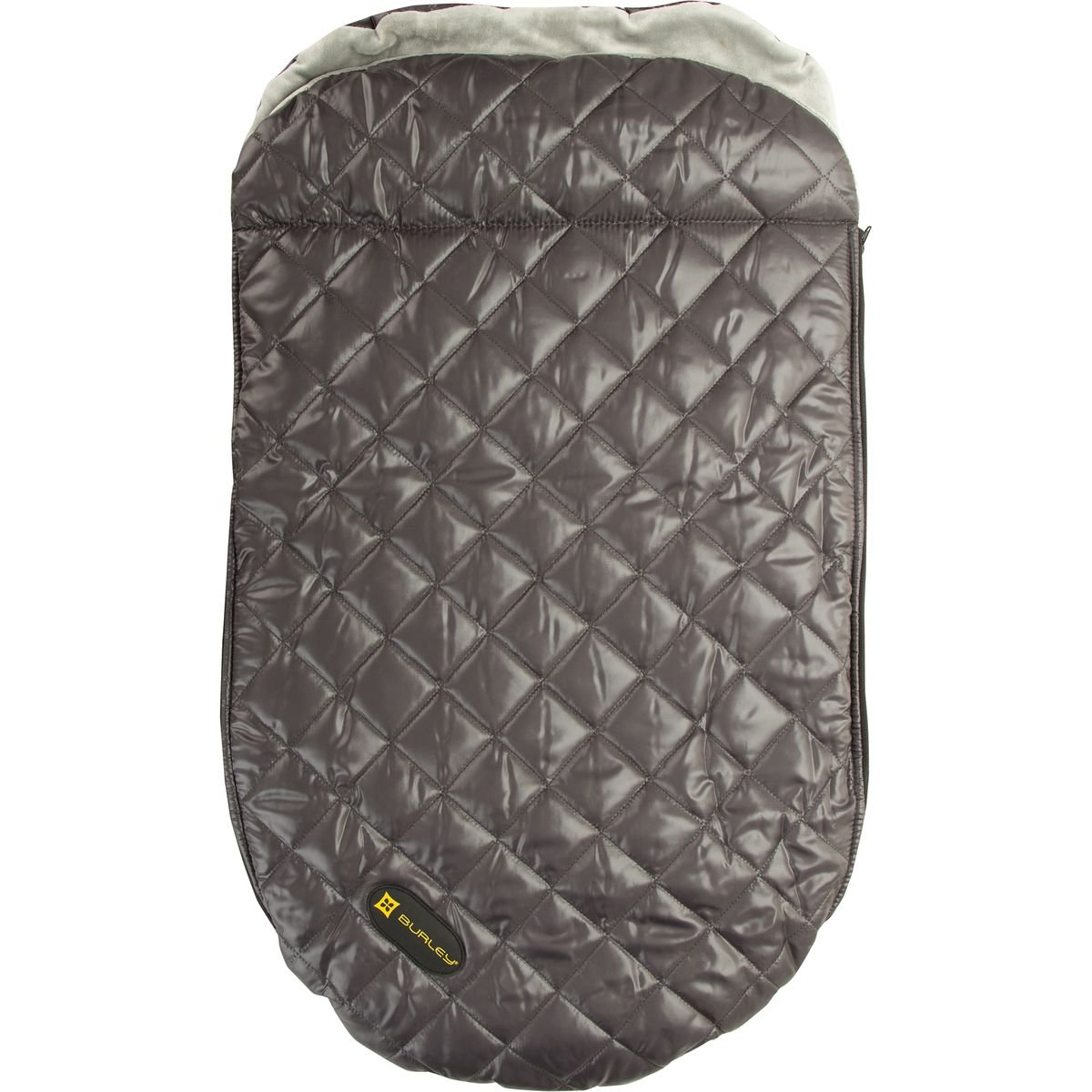 BURLEY SOLSTICE FOOT MUFF Grau - Single