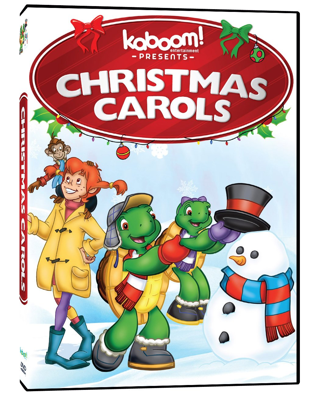 Amazon.com: Kaboom!: Christmas Carols - Merry Christmas: Not ...