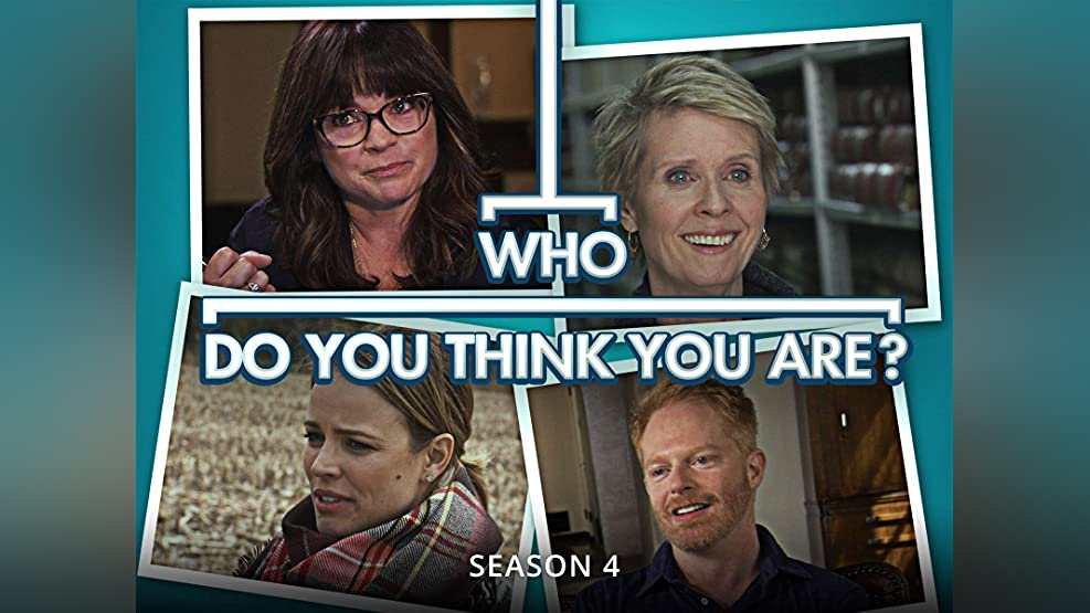 Who Do You Think You Are? - Season 4