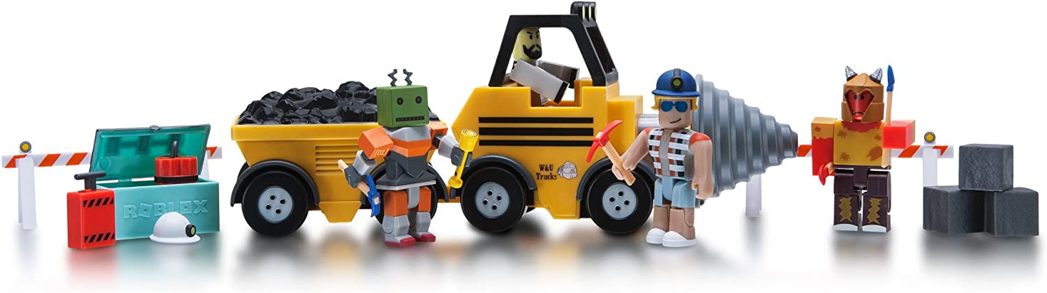 Amazon Com Roblox Action Collection Operation Tnt Playset