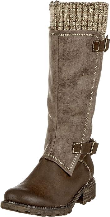 Tamaris Damen 25542 21 Stiefeletten: : Schuhe