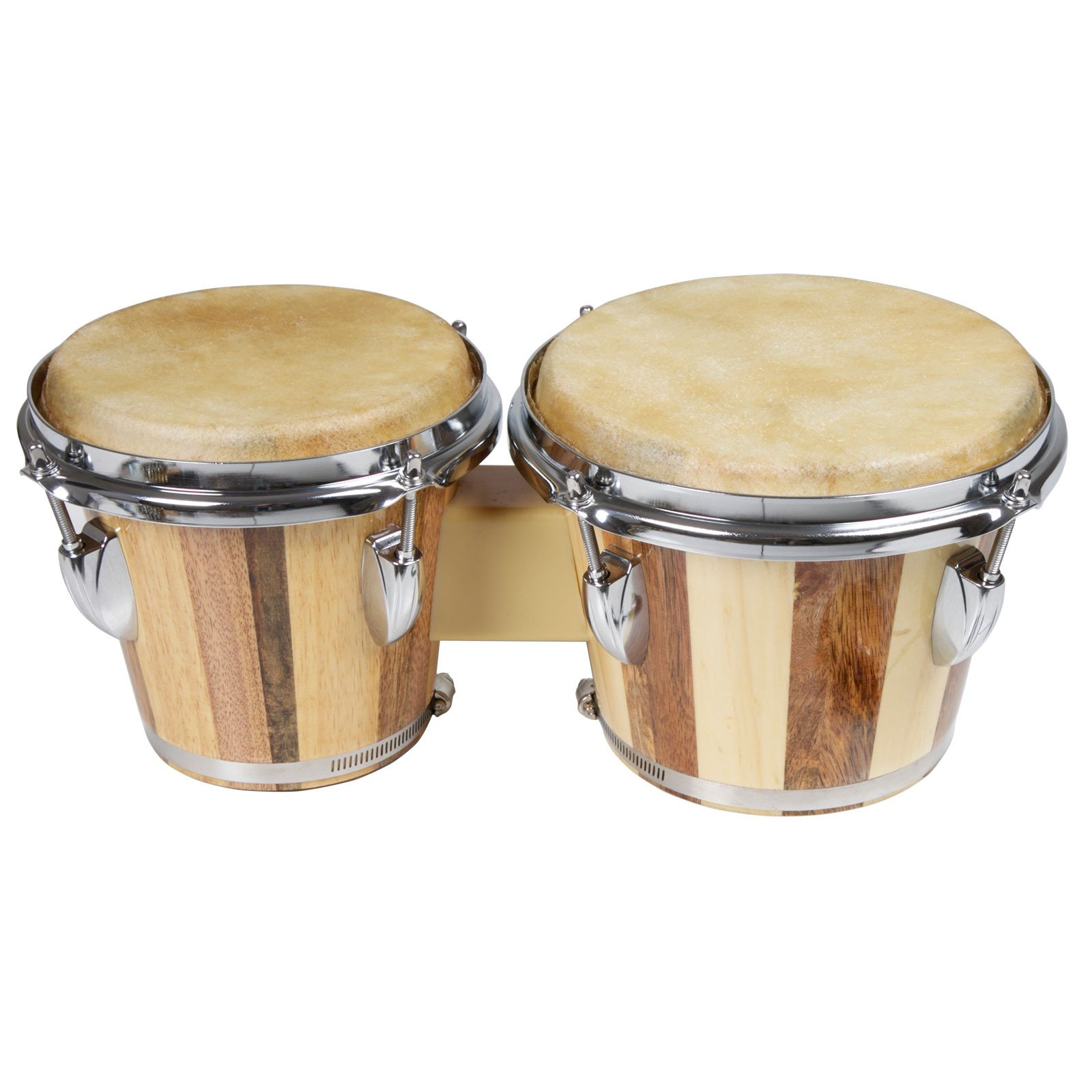 X8 Tunable Two-tone Bongos by X8 Drums