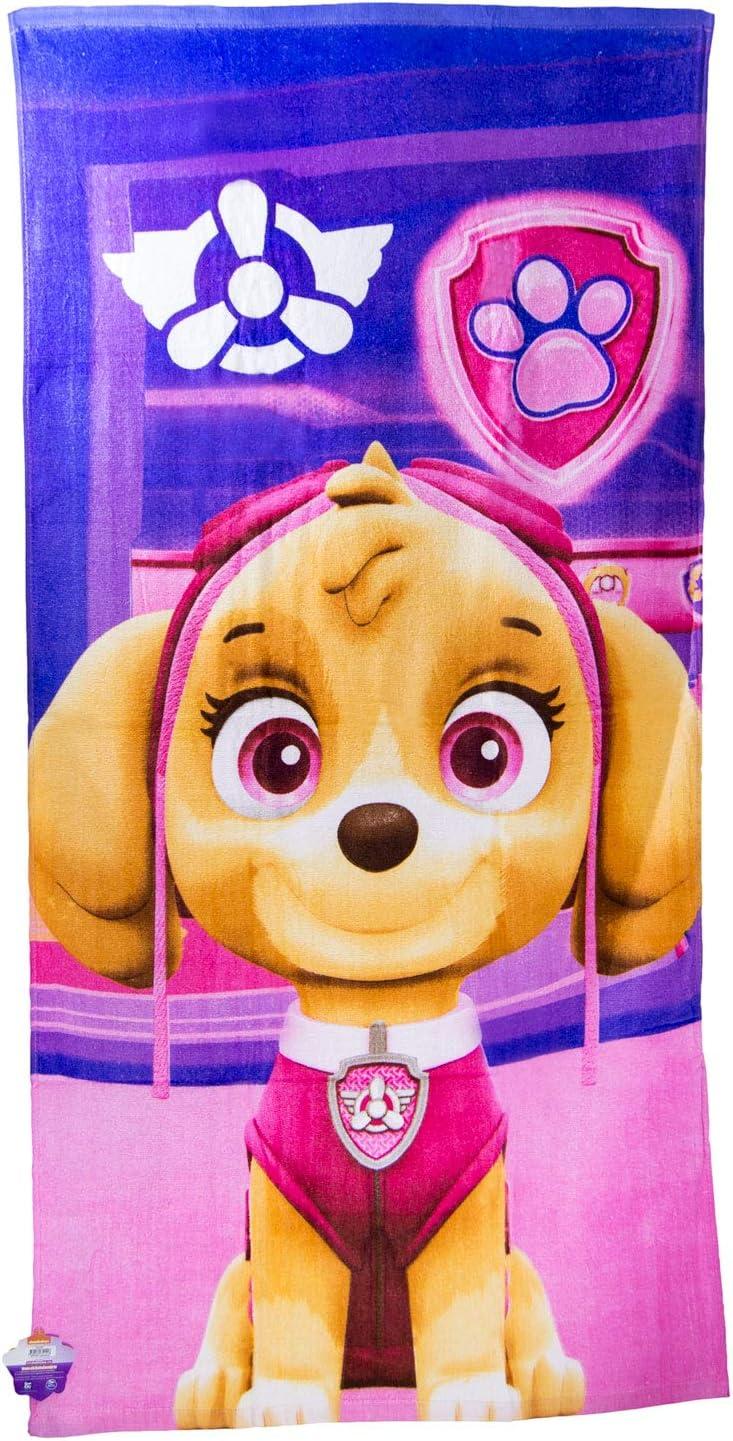 Nickelodeon Paw Patrol para niños y niñas Skye Everest de baño ...