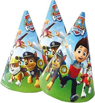 6 Sombreros Patrulla Canina: Amazon.es: Juguetes y juegos
