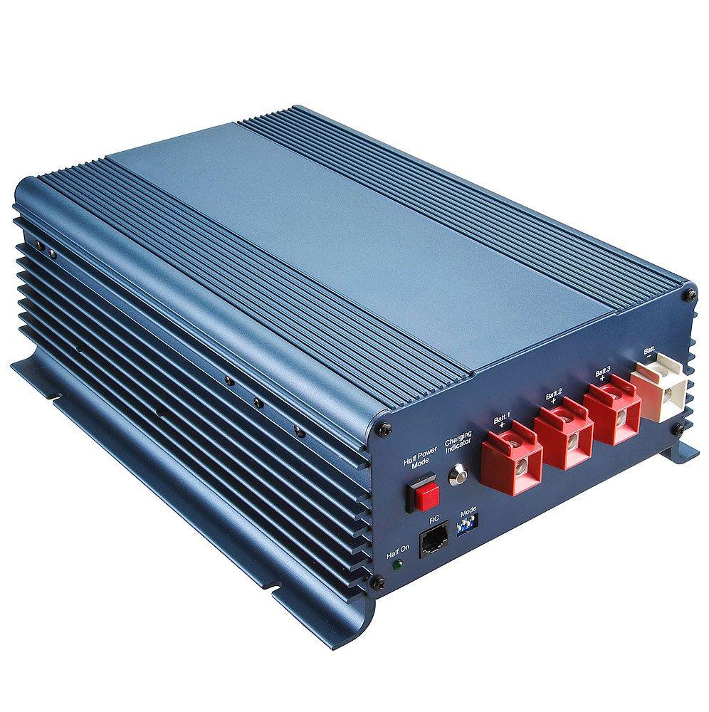 Batterie-Ladeger/ät f/ür alle Batterietypen Nassbatterie Gelbatterie und AGM
