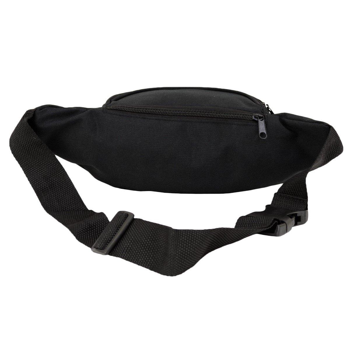 Einheitsgr/össe Lonsdale London G/ürteltasche Bumbag Hip Bag schwarz grau