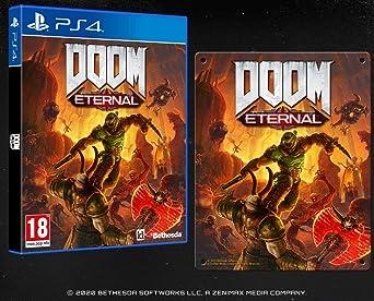 Doom Eternal - Edición Exclusiva Amazon (PS4): Amazon.es: Videojuegos