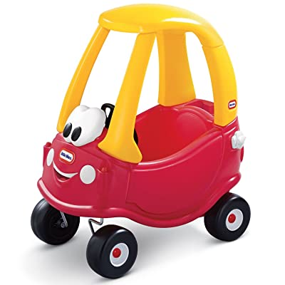 Little Tikes Cozy Coupe Push Car: Toys & Games