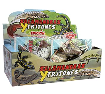 Sbabam KreatureX 50211037. Salamandras & tritones. Modelo ...