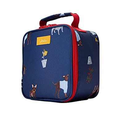 Joules Boys Munch Lunch Bag ONE in BEAR in One Size
