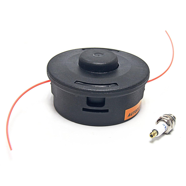 Amazon.com: Signswise Trimmer Head for Stihl Autocut Go 25-2 FS 44, FS55,  FS56, KM 55, KM 56, KM 85, KM 90, KM 110, KM 130: Garden & Outdoor