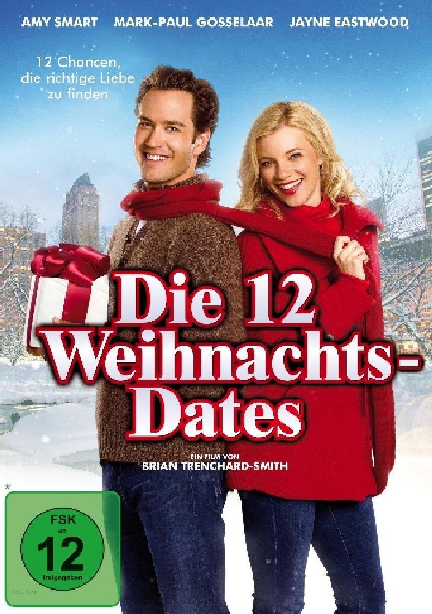 Die 12 Weihnachtsdates: Amazon.de: Amy Smart, Mark-Paul Gosselaar ...