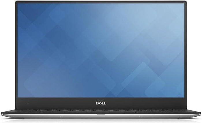 DELL XPS 13 9350 QHD+ 1800P Touch I7-6560U 3.2GHZ 8GB RAM 256GB PCIE SSD Windows 10 Professional (Certified Refurbished)
