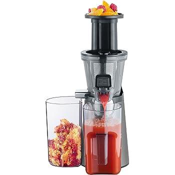 Slow Juicer werden in ganz unterschiedlichen Farben angeboten.