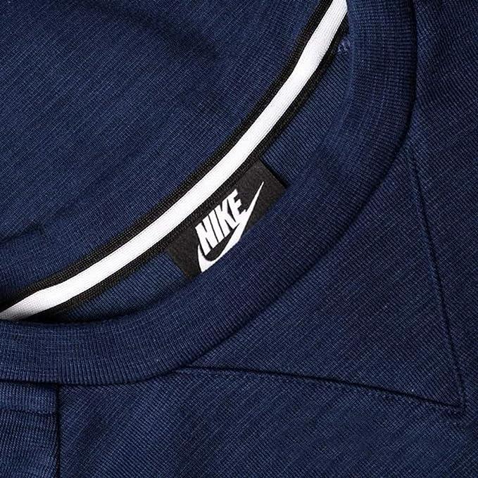 8e863d6f652 Amazon.com   Nike Sportswear Men s Chelsea FC Crew Neck Sweatshirt - Navy  Blue (Medium)   Sports   Outdoors