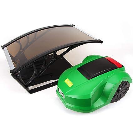 Amazon.com: SEAMAGIC Cortacésped robótico preprogramado ...