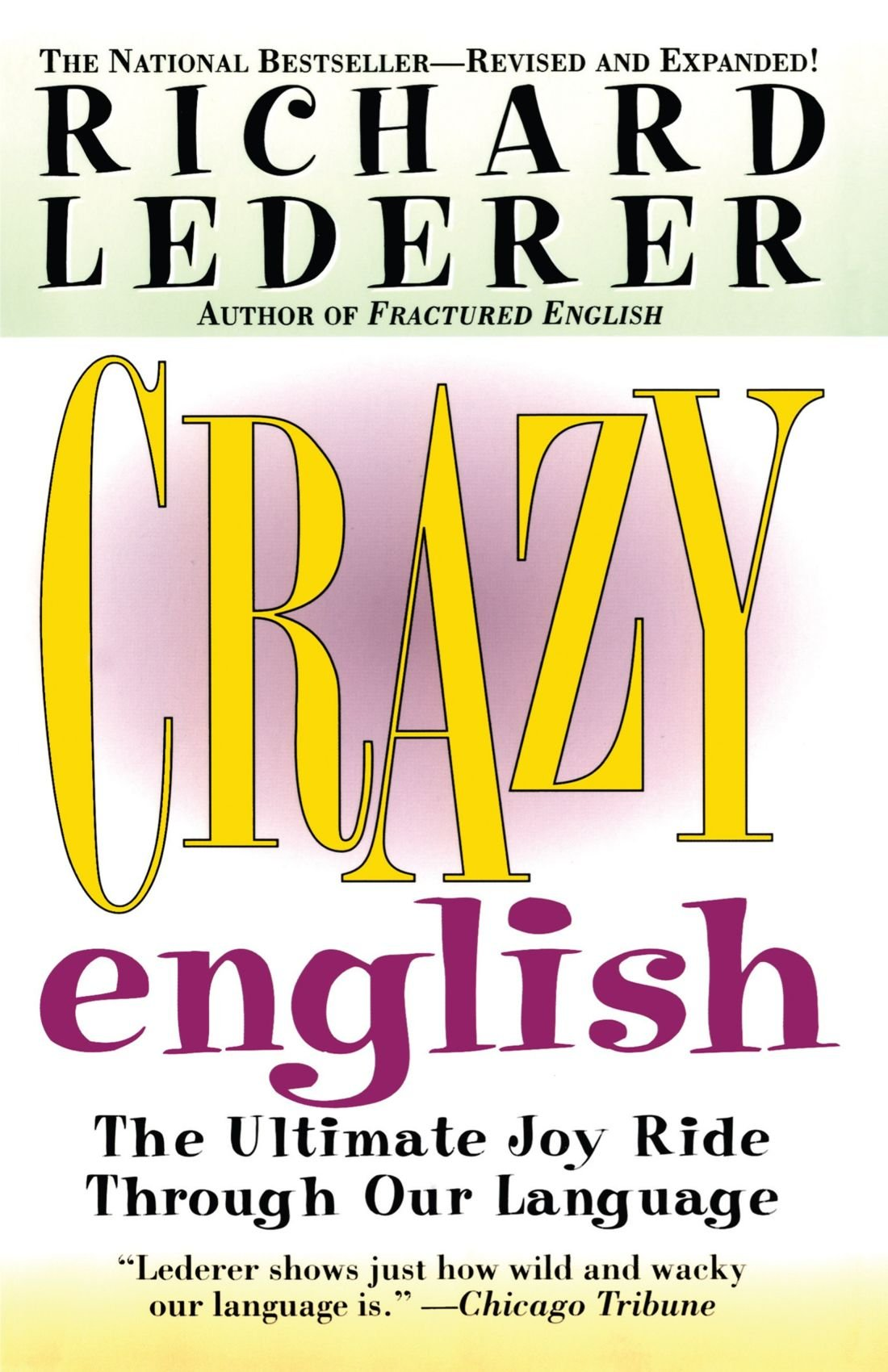 Crazy English by Brand: Pocket Books