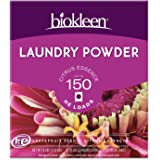 Biokleen Laundry Detergent Powder, Concentrated, Eco-Friendly, Non-Toxic, Plant-Based, No Artificial Fragrance, Colors or Pre