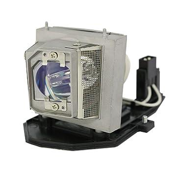 aurabeam Proyector Optoma X305ST lámpara de repuesto con cubierta ...