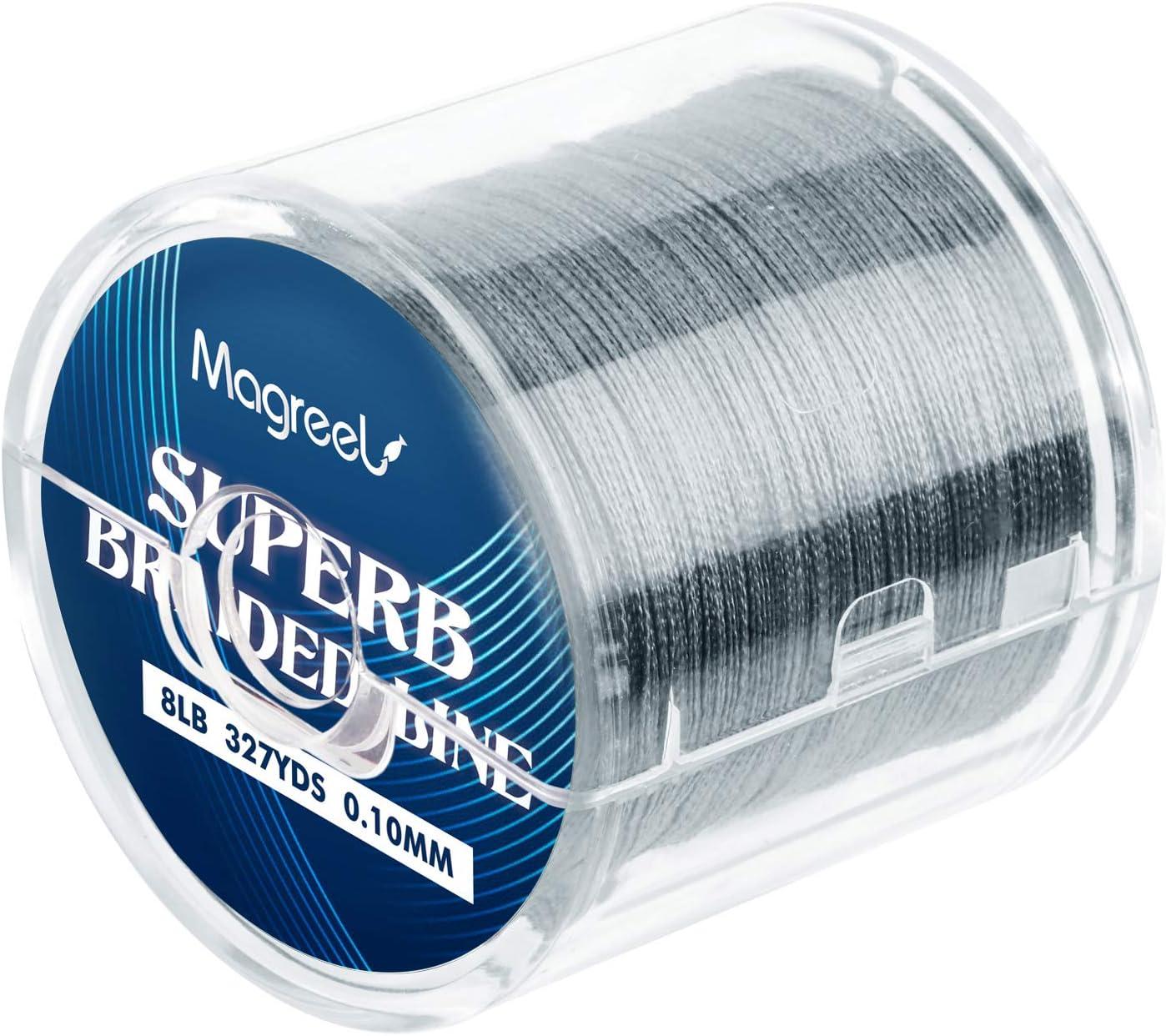 Magreel Braided Fishing Line for light reels