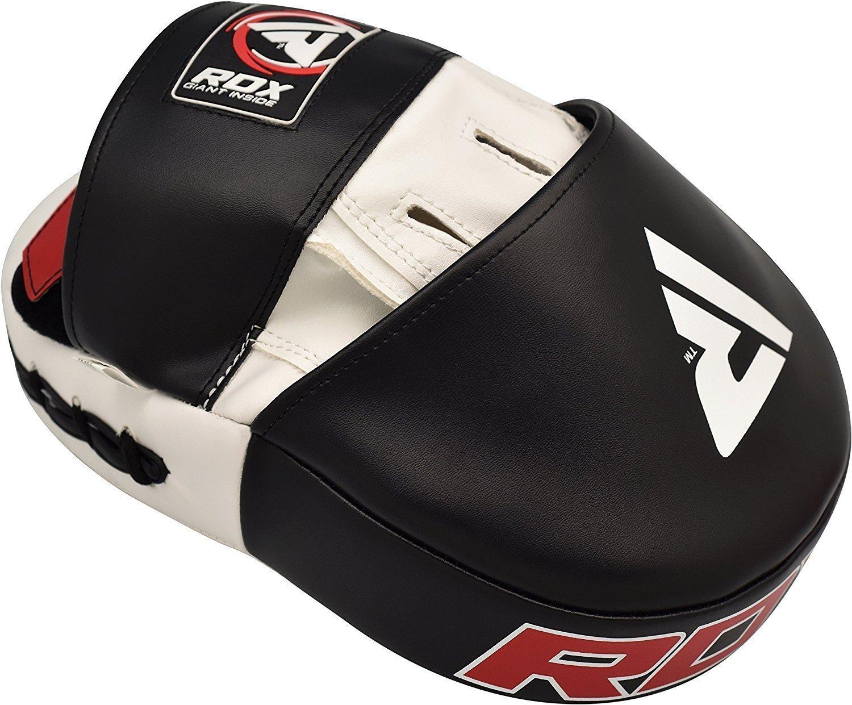 RDX Pattes dours Boxe et Gants de Old-Frappe MMA Pao Thai Kit Entra/înement Bouclier Kick Boxing Courbe Cible Sac Mitaines Boxing Focus Pads