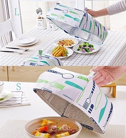 Amazon Com Ctkcom 2 Pack Perfect Food Cover Set Bowl Cover