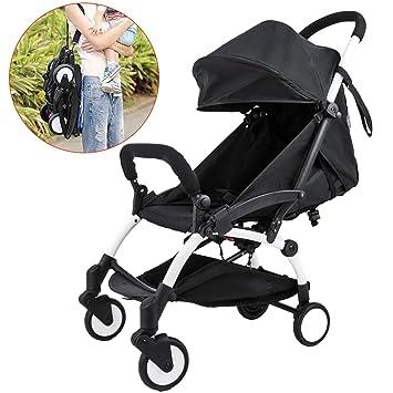 Amazon Com Vevor 2 In 1 Portable Baby Stroller Lightweight Folding
