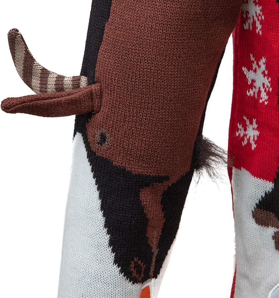 3XL FC K/öln Weihnachtspullover Sch/äbbisch Pulli Hennes IX Gr Chaps Merchandising GmbH 1