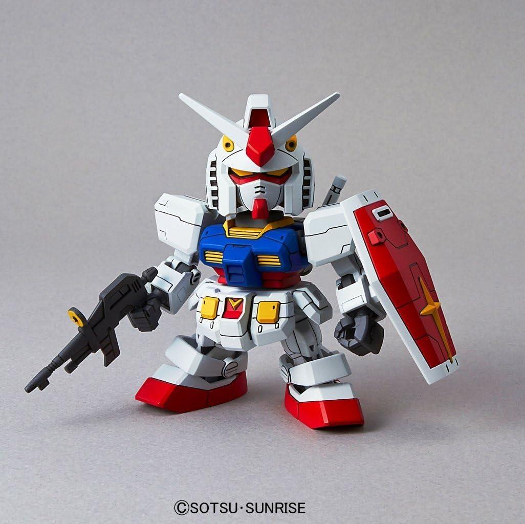 Bandai Hobby SD EX-Standard RX-78-2 Gundam Action Figure