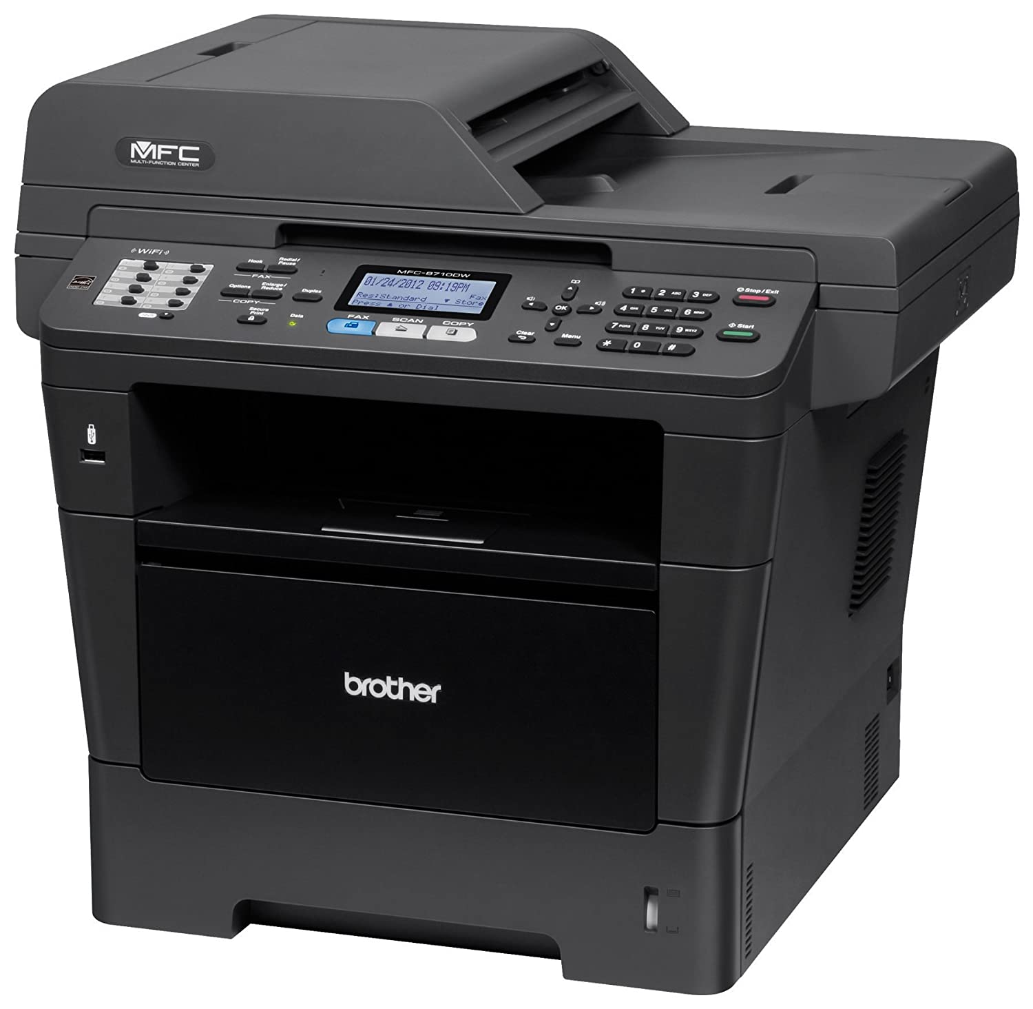 BROTHER MFC-8710DW PRINTER DOWNLOAD DRIVERS