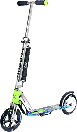 Oferta amazon: Hudora Big Wheel 205 – Scooter – Cubo de Roller