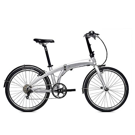 Dahon Bici Pieghevole Prezzo.Dahon Bici Pieghevole Ios P8 8 Gang Bicicletta Argento 24 Pollici