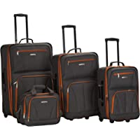 4-Piece Rockland Luggage Set