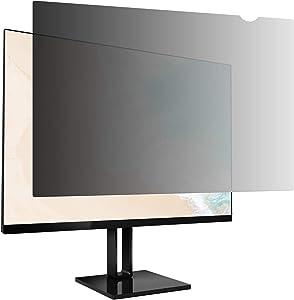 AmazonBasics Privacy Screen Filter - 20.1-Inch 16:10 Widescreen Monitor