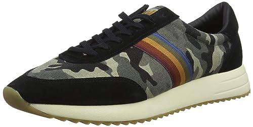 Gola Montreal Camo, Zapatillas para Hombre: Amazon.es: Zapatos y complementos