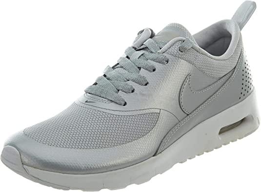 Nike 820244-003, Zapatillas de Trail Running para Mujer, Gris (Mtlc Platinum/Mtlc Platinum), 38 EU: Amazon.es: Zapatos y complementos