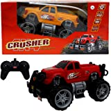 Remote Control Monster Truck 4x4 Crusher (Colors: assorted)