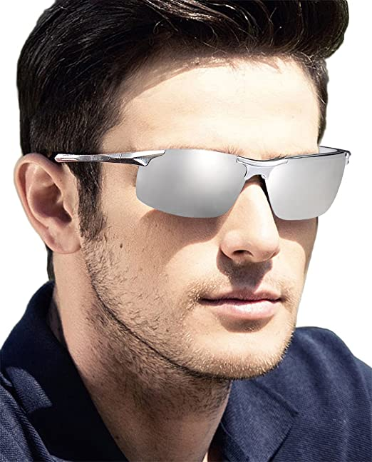 3b5857d723 ATTCL 2015 New Fashion Driving Polarized Sunglasses for Men Unbreakable-metal  Frame 18177-C
